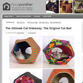 Cat Ball - Ultimate Cat Hideaway